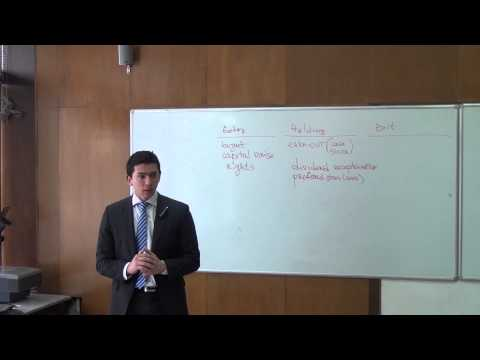 Martin Milev: Preferred Stocks Deal Structures