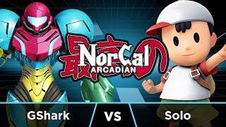 NorCal Arcadian 2018 Singles Pools GShark Samus vs Solo Ness