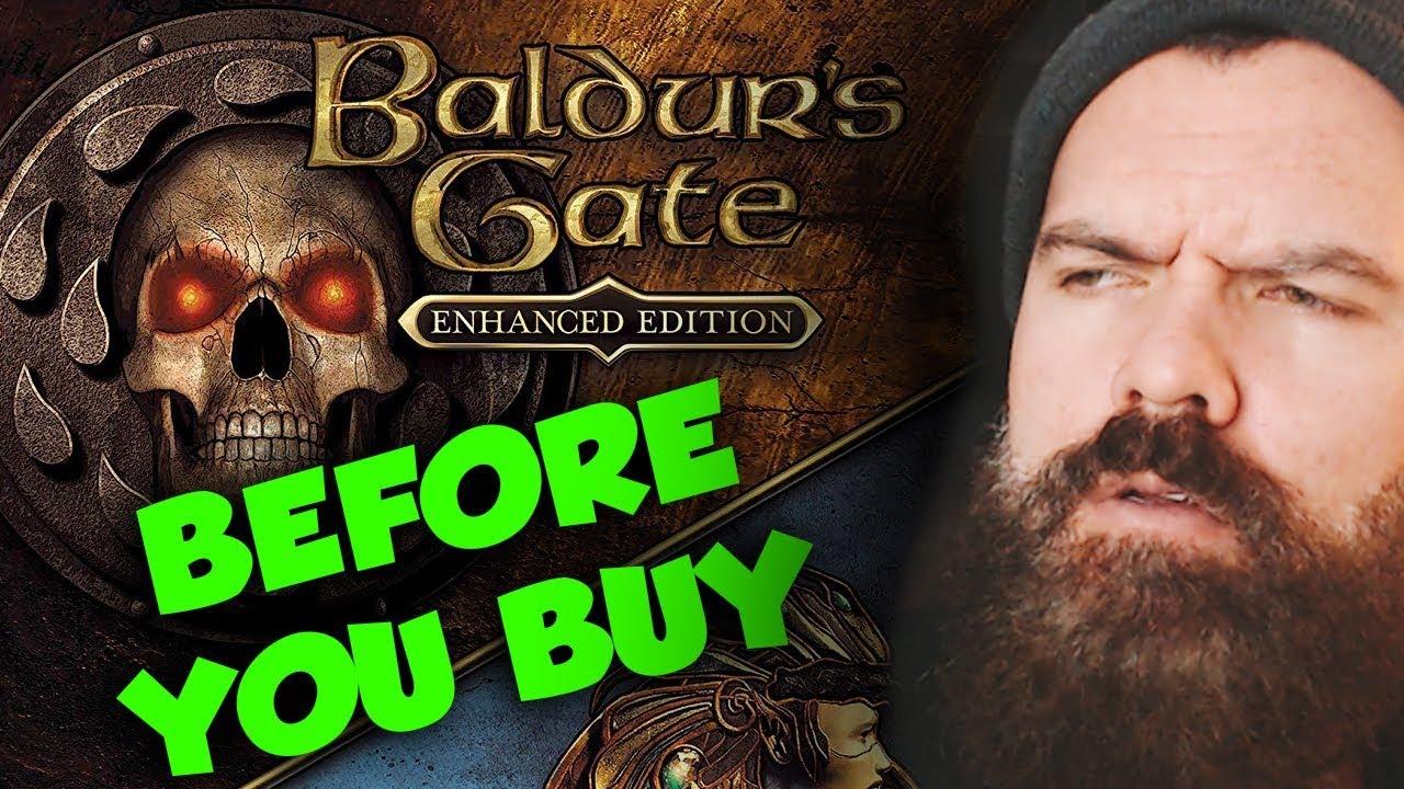 Before You Buy Baldurs Gate Ps4