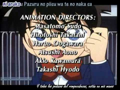 Detective Conan Ending 1 Step by Step