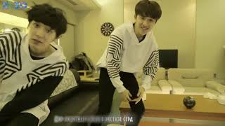 [РУСС. САБ] EXO - Heart Attack VCR Korean ver