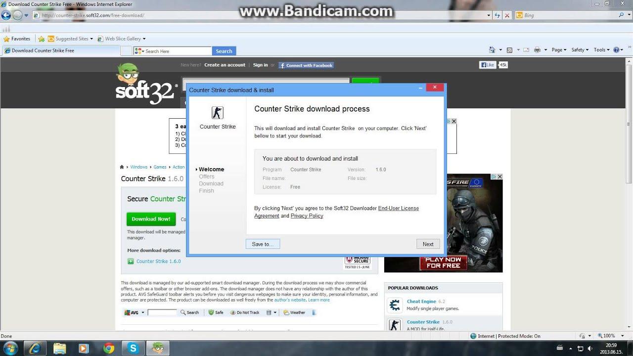 Cs 1. 6 v44 soft32 download.