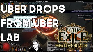 Some Late Uber Loots From Uber Lab - Path of Exile 3.0