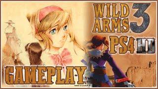 Wild Arms 3 PS4 HD Walkthrough Gameplay Part 1 - Gob