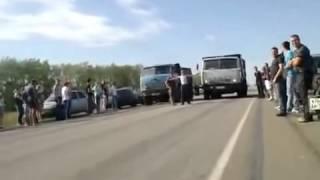 Улетная гонка Камаз vs МАЗ
