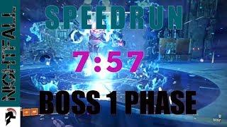 Destiny 2 - New Nightfall Speedrun (7:57) - Tree Of Probabilities
