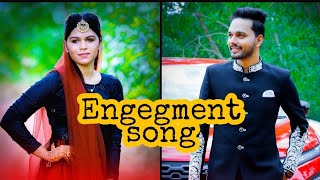 Mazhavillin | Engagement video Song | Thanseer Koothuparamba With Hajara Haju