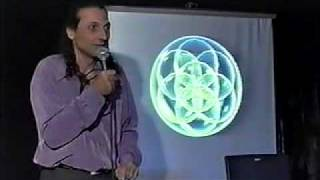 (PART 1) Nassim Haramein at the Rogue Valley Metaphysical Library. 2003. (4 HRS)