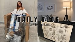 IKEA VLOG + HAUL | ICH HABE MICH FÜR MÖBEL ENTSCHIEDEN ▹ Daily Vlog ♡
