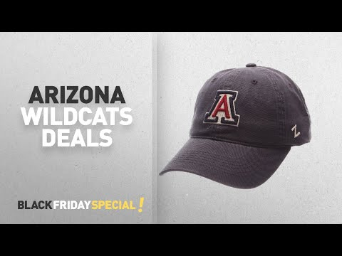 Black Friday Arizona Wildcats Deals: NCAA Arizona Wildcats Men's Scholarship Relaxed Hat, Adjustable