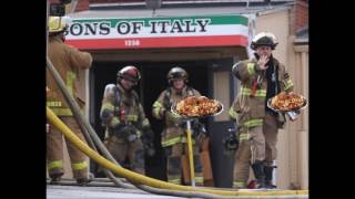 Sons of Italy Fire 01/13/2017