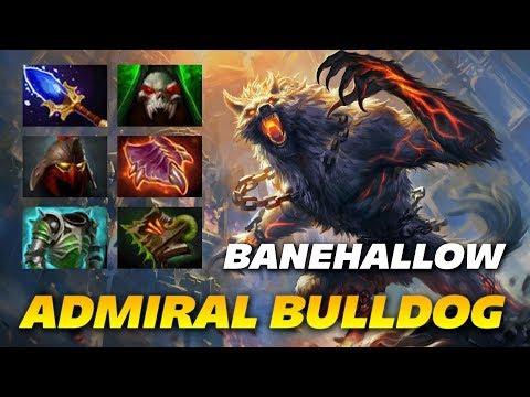 AdmiralBulldog Banehallow Lycan - Dota 2 Pro Gameplay