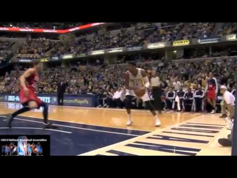 Paul George 2013 Pacers Mix