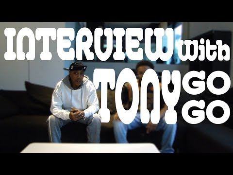 TONY GOGO ABOUT SOUL TRAIN AND MORE!