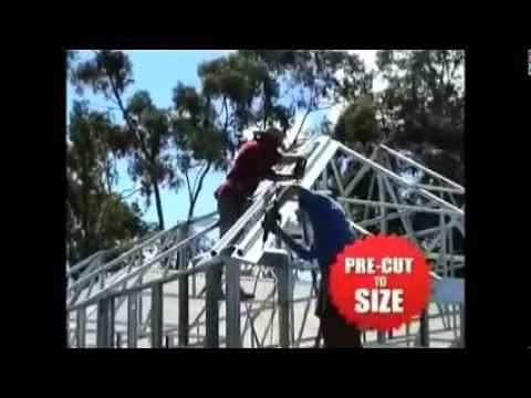 Modular Home – Steel Frame Homes by GreenTerraHomes.com