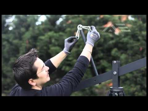 6 meters Camera Crane Setup Video