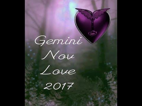 GEMINI GENERAL LOVE FORECAST NOVEMBER, 2017