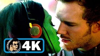 GUARDIANS OF THE GALAXY Movie Clip - Dance Like Kevin Bacon |4K ULTRA HD| Marvel 2014