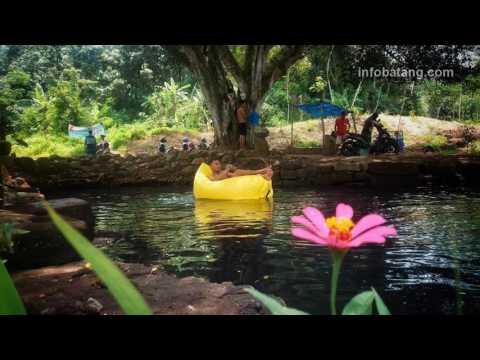 Wisata Sendang Balekambang Gringsing Kabupaten Batang