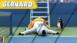 Bernard Bear | Zusammenstellung von Folgen | Tennis 2