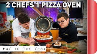 HOME PIZZA OVEN PUT TO THE TEST BY CHEFS