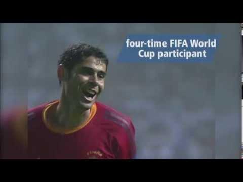 Brazil 2014 Final Draw: Fernando Hierro