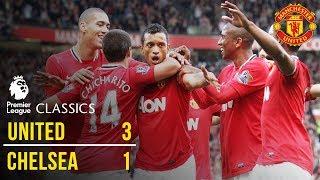 Manchester United 3-1 Chelsea (11/12) | Premier League Classics | Manchester United