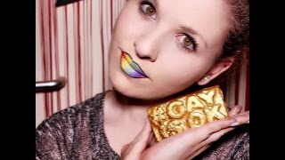 PRIDE WEEK - Rainbow Flag Lips Tutorial