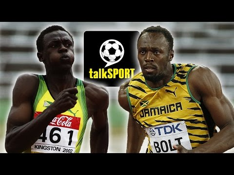 Incredible Sport Star Transformations | Ft. Usain Bolt