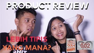 Download Video Product Review | LEBIH TIPIS YANG MANA? SAGAMI ORIGINAL 002 ATAU SAGAMI XTREME?? by AsmaraKu.com MP3 3GP MP4