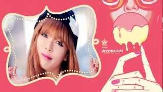 [Cover] Hyuna - Ice cream by Suki 【수키】