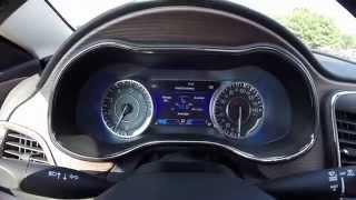 2015 Chrysler 200C новый автомобиль тест драйв
