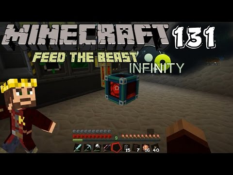 Minecraft FTB Infinity Evolved #131 - Die mächtige Resonant Energy Cell [Let's Play][Community]