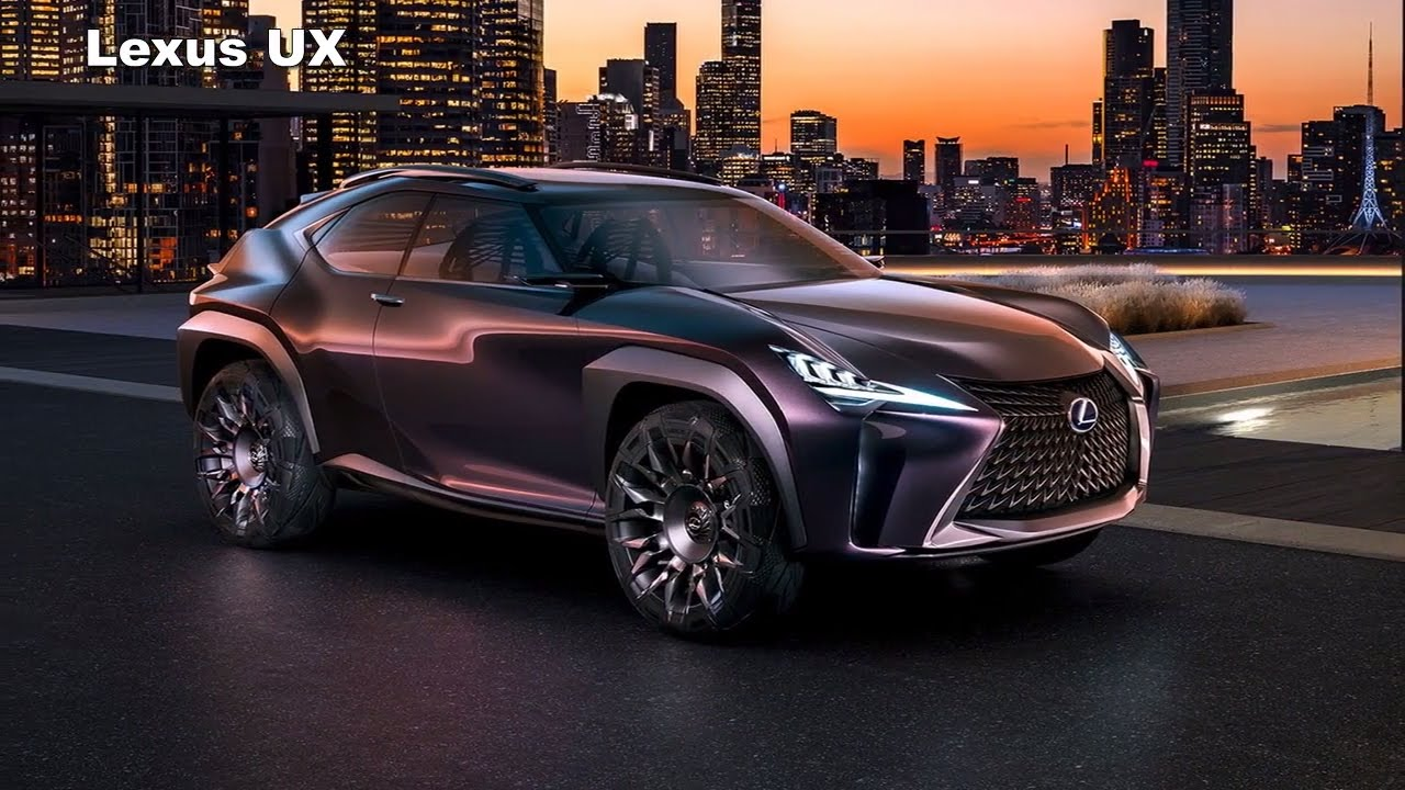 2018 lexus suv. unique suv 2018 lexus ux concept  the tiny luxury suv with big tech and lexus suv e