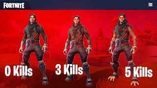 *BETTER THAN LEGENDARY* EVOLVING SKINS - Fortnite: Battle Royale Concept