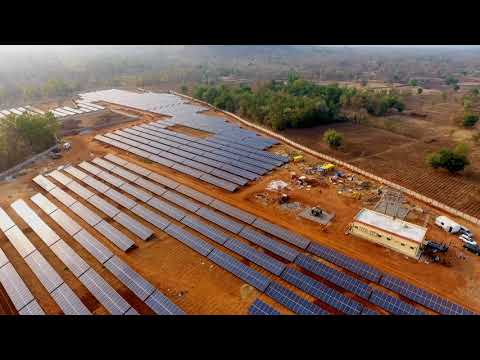 Solar Power Plant installed by Jakson Group for Jyoti Solar