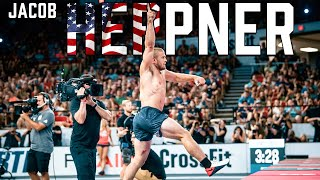 This is CrossFit® Games Athlete Jacob Heppner