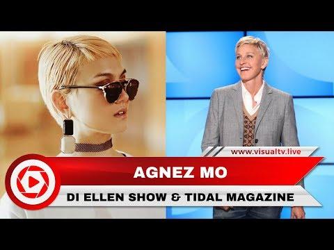Setelah Pemotretan di Tidal Magazine, Agnez Mo Akan Jadi Tamu di Ellen DeGeneres Show?