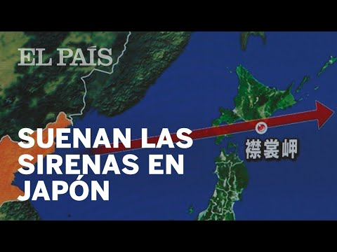 Suenan las alarmas en Japón por el misil norcoreano | Internacional