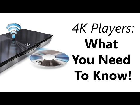 Should you buy a 4K/Ultra HD Blu-Ray Disc player? (incl. price, compatibility)