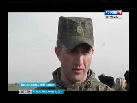 Морпехи Астрахани и Каспийска за неделю совершат около тысячи прыжков с парашютом