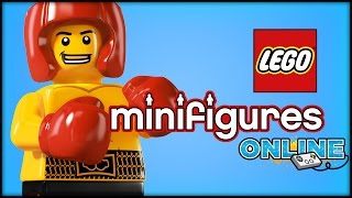 LEGO MINIFIGURES ONLINE - Crazy Doctor! New Characters Unlocked!