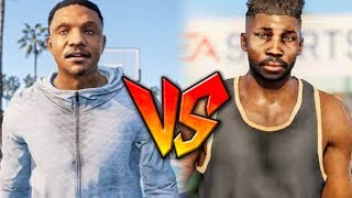 BATTLING CHRIS SMOOVE @ VENICE LIVE EVENT SHOWDOWN! NBA Live 18 The One Gameplay