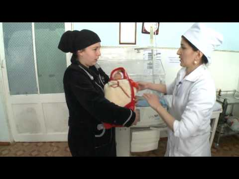 Improving maternal health services in Tajikistan