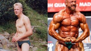 Vom Lauch zum Wettkampf Bodybuilder! - Die Johannes Luckas Story