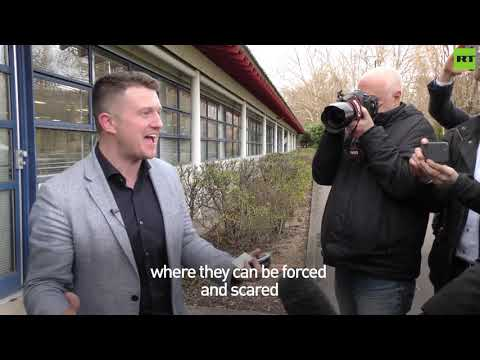 Tommy Robinson loses court case