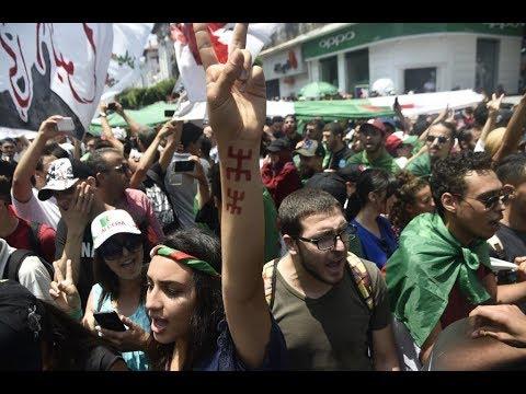 تظاهرات مرتقبة في الجمعة الـ20 للحراك الشعبي بالجزائر  - 11:55-2019 / 7 / 5