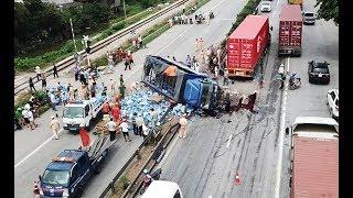 Toàn cảnh vụ tai nạn làm 7 người chết trên quốc lộ 5: Những khoảnh khắc kinh hoàng