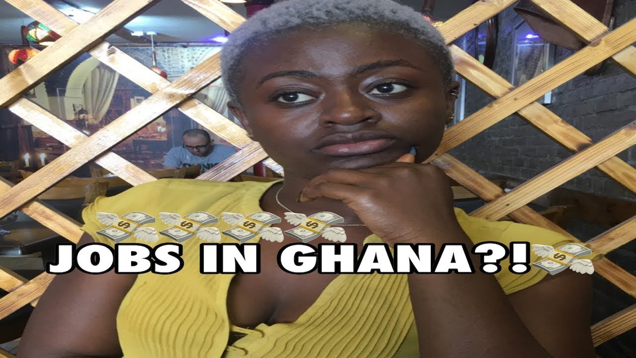 Jobs In Accra - GWS Online GH