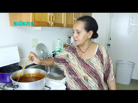 "Ethiopian Cuisine "" How to Make Minchet Abish-Sneak Peek"" የምንቸት አብሽ አሰራር - ቅንጫቢ"